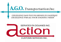 Action Customs Services Inc. - AGO transportation inc.