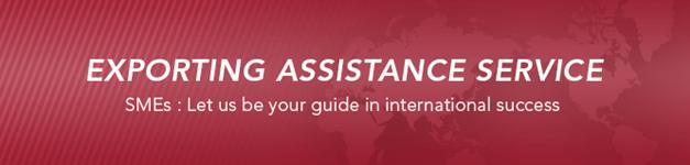 Export assistance service